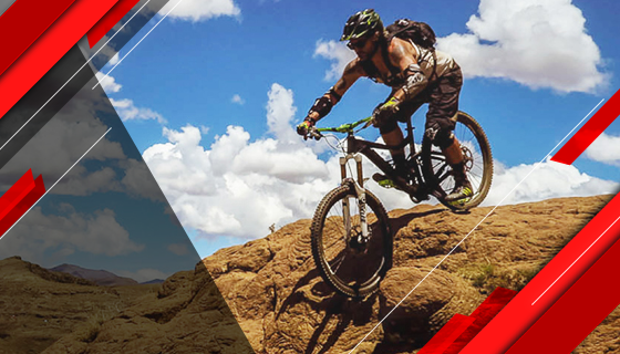 ESPN Adventure. Mountain Bike en Pasto, Colombia (Grabado)